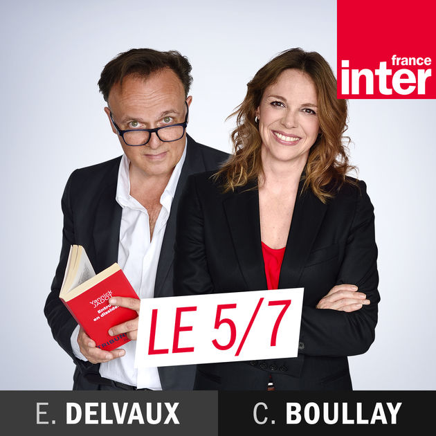 [Podcast] L'invité du 5/7 – France inter