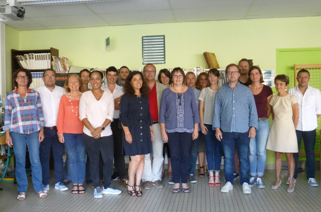 Saint-Raphaël, un collège atypique inscrit dans une démarche d'innovation