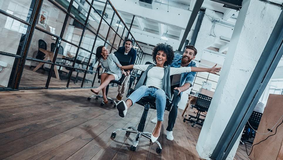 Le bonheur en entreprise peut-il se mesurer ? – UP
